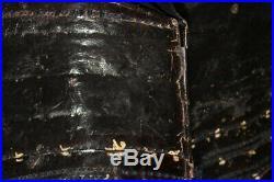 (AG-97) High Grade KARAKUSA MAKIE Painting 2MAI DOU of YOROI Edo