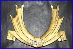 (AY-27) MAETATE of KABUTO Gold painting