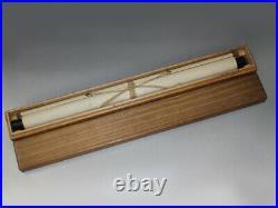 HANGING SCROLL JAPANESE PAINTING JAPAN SAMURAI BUSHI ANTIQUE ORIGINAL ART 967i