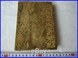 Japanese Shunga Paper picture on Book UKIYOE Erotic woodblock print-b925