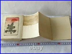 Japanese Shunga Paper picture on Book UKIYOE Erotic woodblock print-c0227