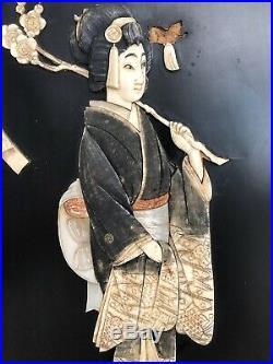 Japanese antique picture