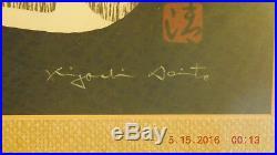 Set Of Signed Kiyoshi Saito Dachshund's