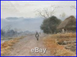 T Kobayashi Watercolour Painting Japanese